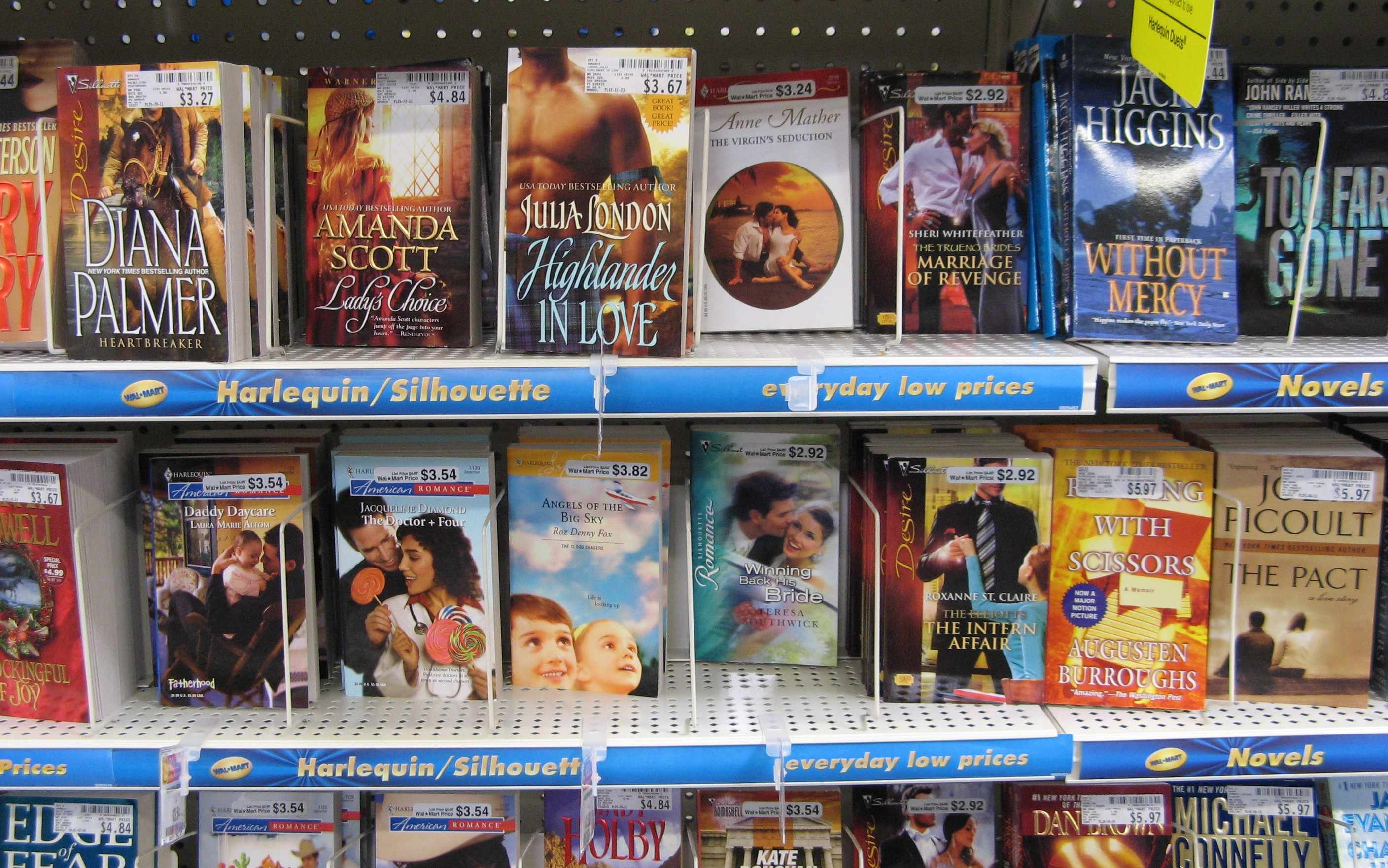 The books of Wal-Mart