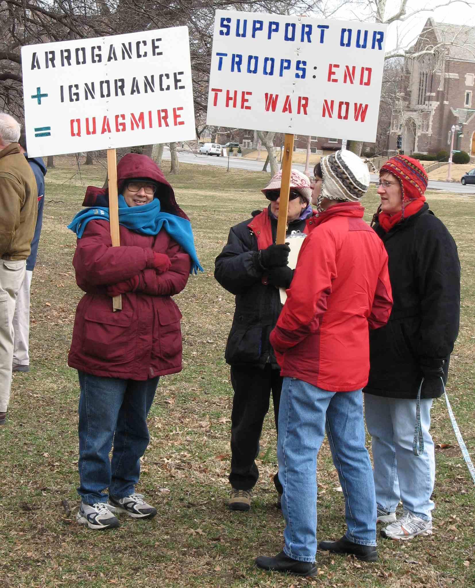 Anti-surge protest – St. Louis, Missouri
