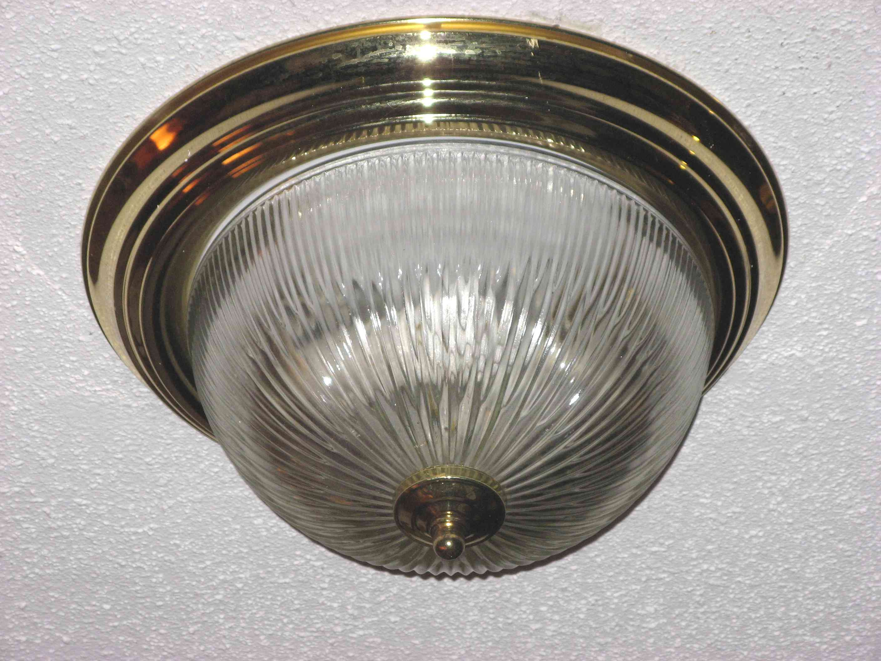 On light fixtures that look like breasts