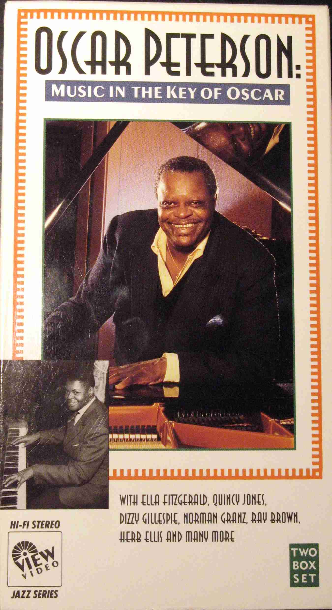 oscar peterson the jazz great essay