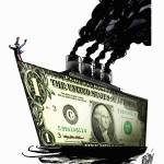 U.S. Dollar afloat