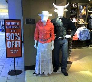 cow-mannequins