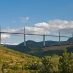 Amazing Bridge in France: the Millau Viaduct