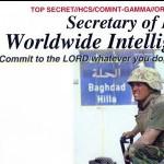 Rumsfeld's religious war