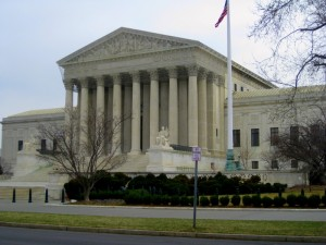 Image of U.S. Supreme Court by Erich Vieth