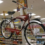 Fat Tire's first prize: an obsolete bike. The rationality of costly signaling.