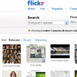 Flickr the Censorer
