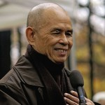 Thich Nhat Hanh in 2003