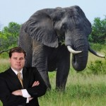 Alleged problems with small attorneys riding big elephants