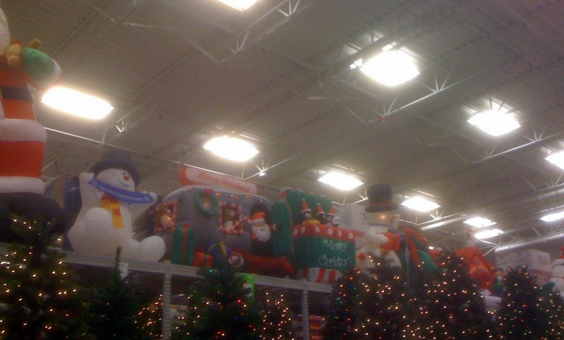 why - Lowes Inflatables