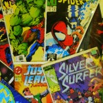 The law and … comic books?