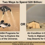 Our amazingly screwed-up budget priorities