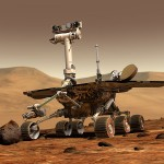 Mars Rover Opportunity is still knocking