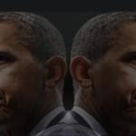 Obama then, Obama now.  Media then, media now.